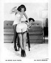 spanking tools spank vintage