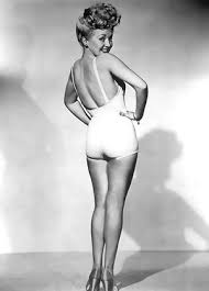 betty-grable 20th century WWII pin up girl