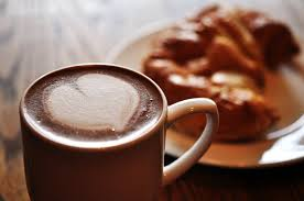 winter dates hot chocolate heart