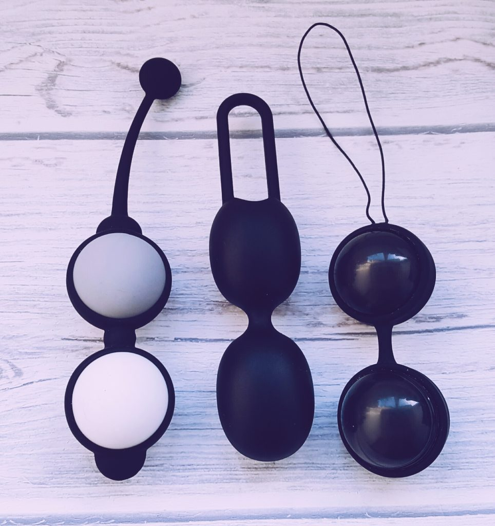 types of sex toys kegel balls