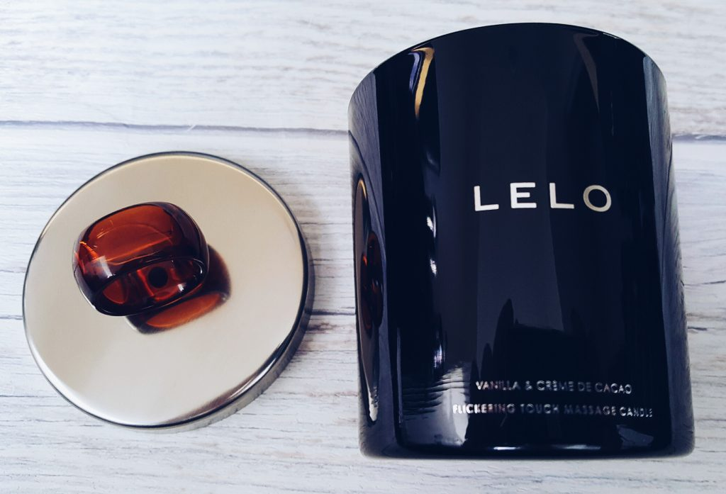 Lelo Flickering Touch Massage Candle Review