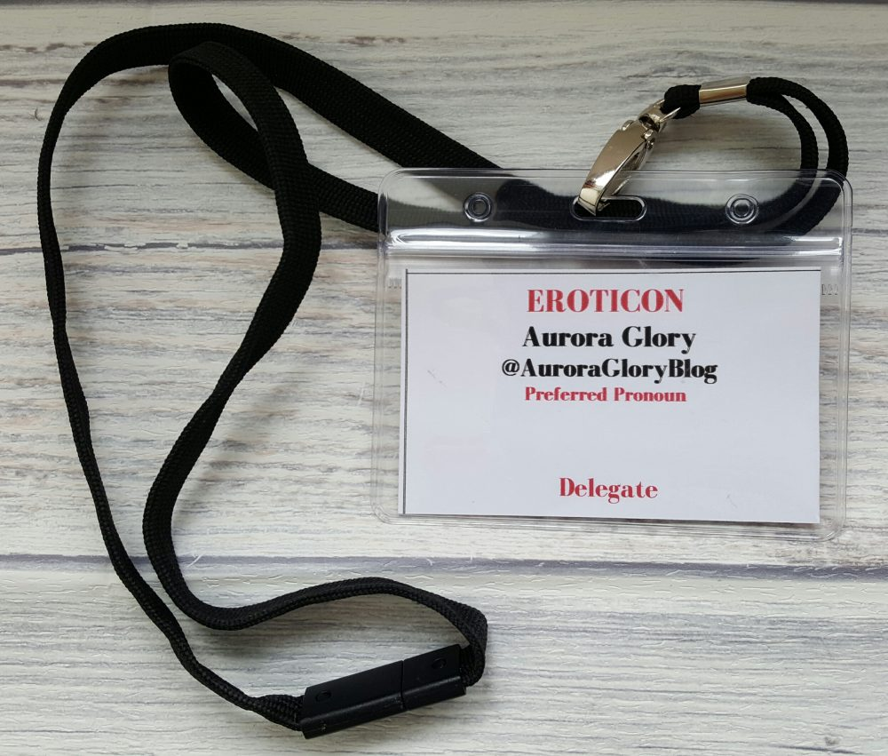 Eroticon 2017 – Kinky Collars, Obscene Text & Slip Knots