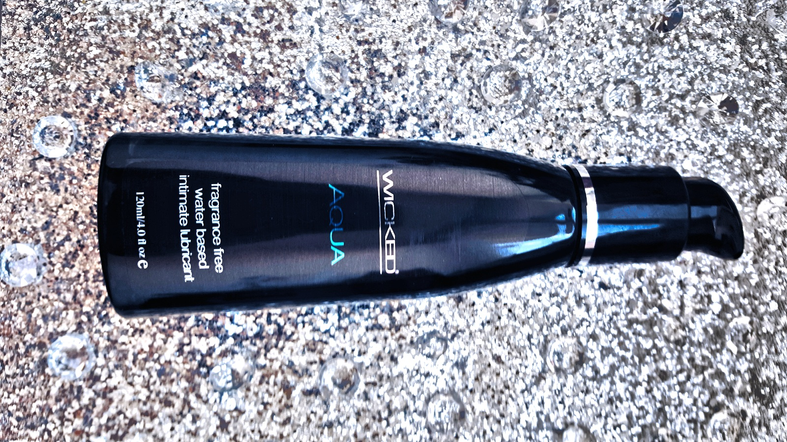Wicked Aqua Water Based Lubricant Review