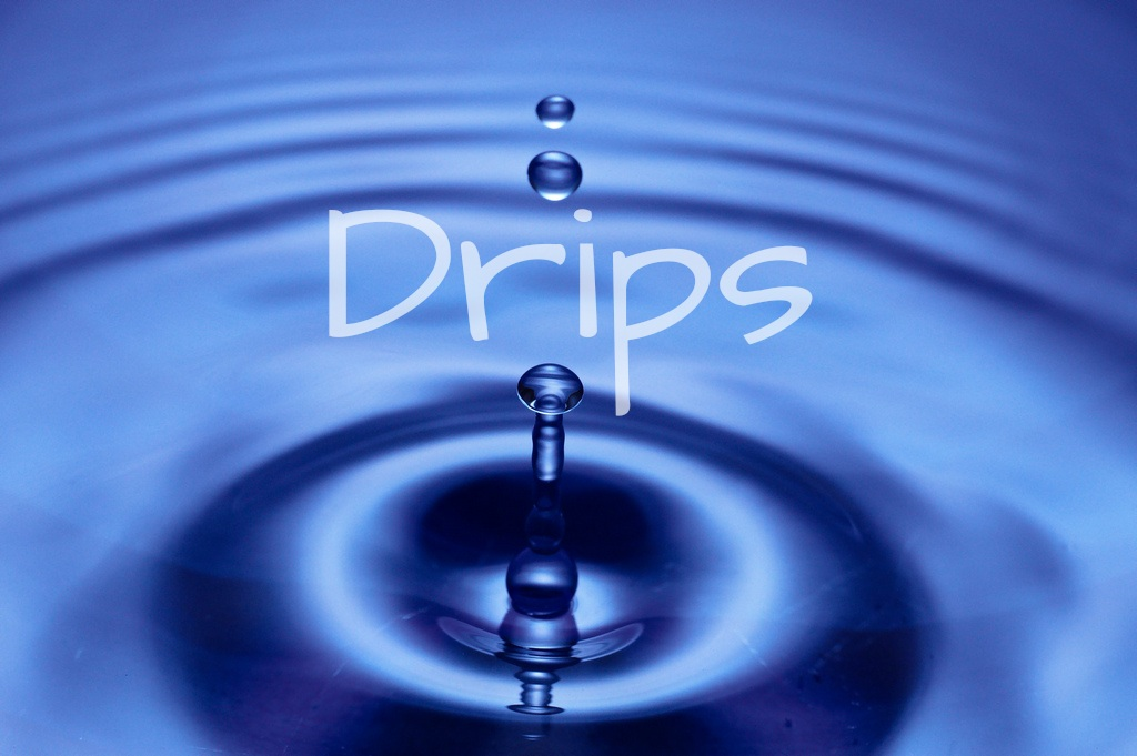 Sinful Sunday – Drip, Drip, Drip