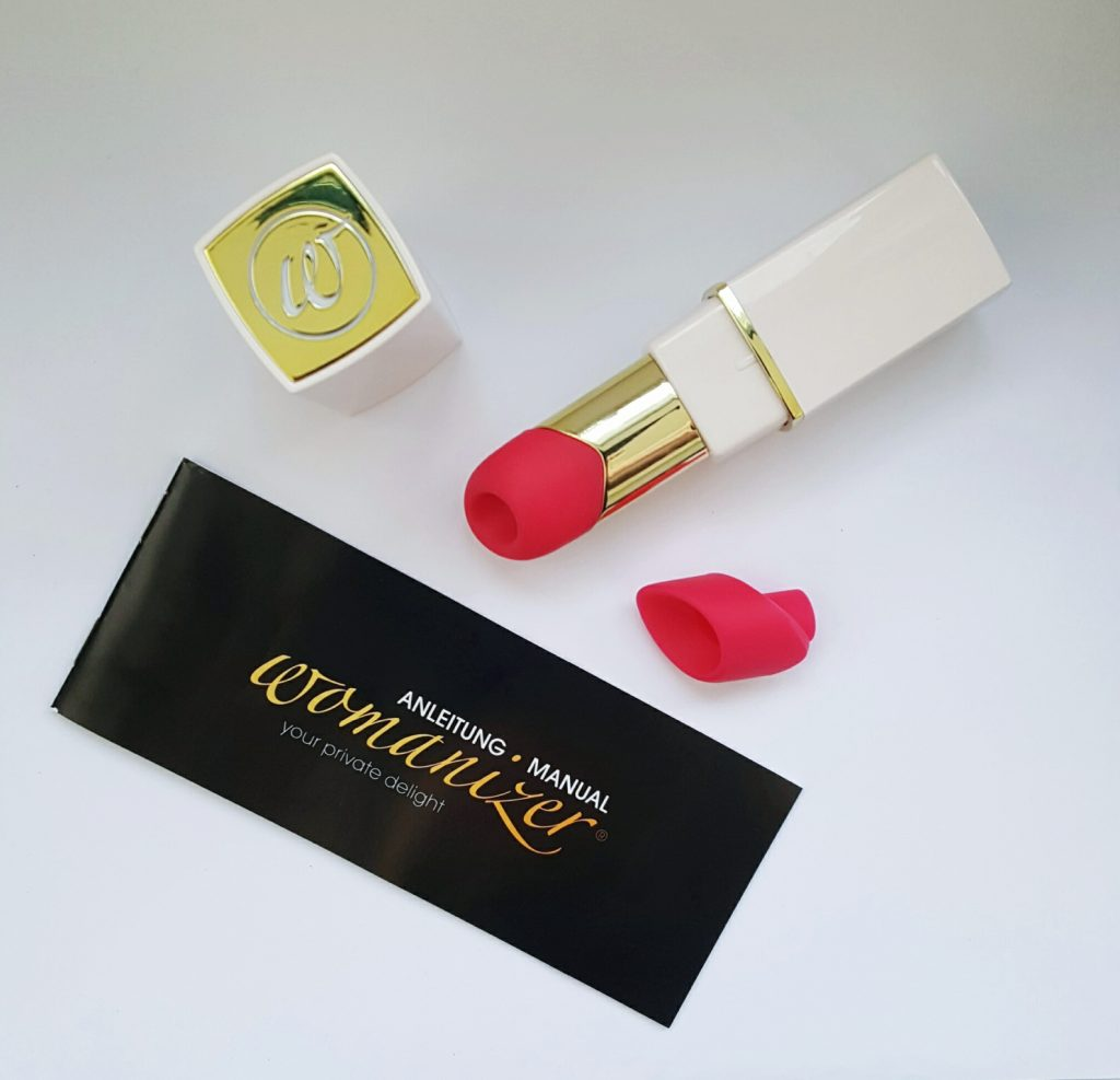 Womanizer 2GO Contents