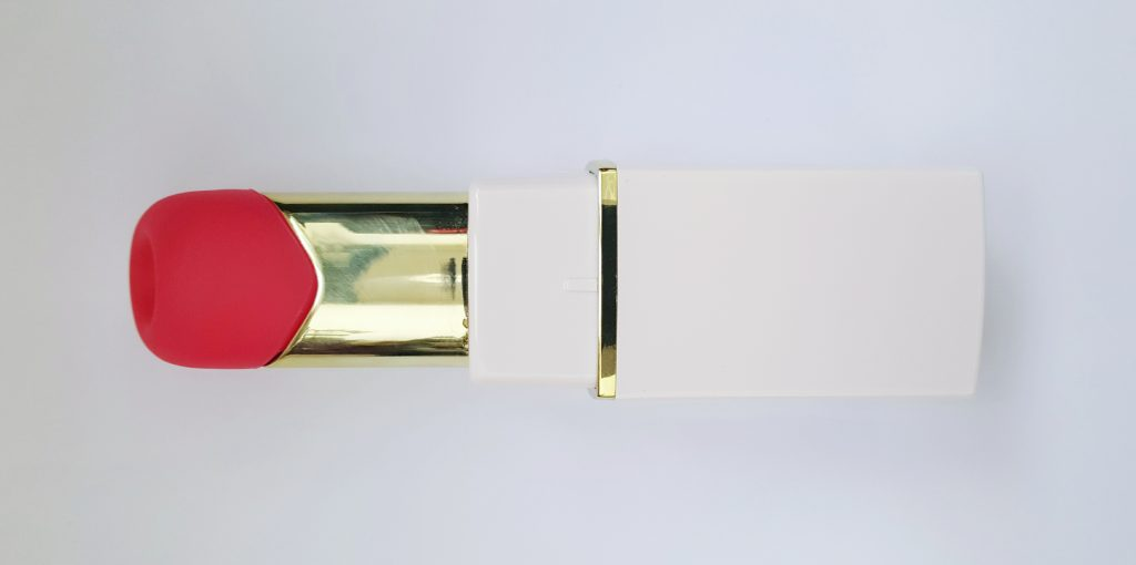 Womanizer 2GO Lipstick Design