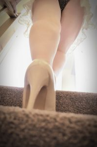Sinful Sunday - Stairs With a View