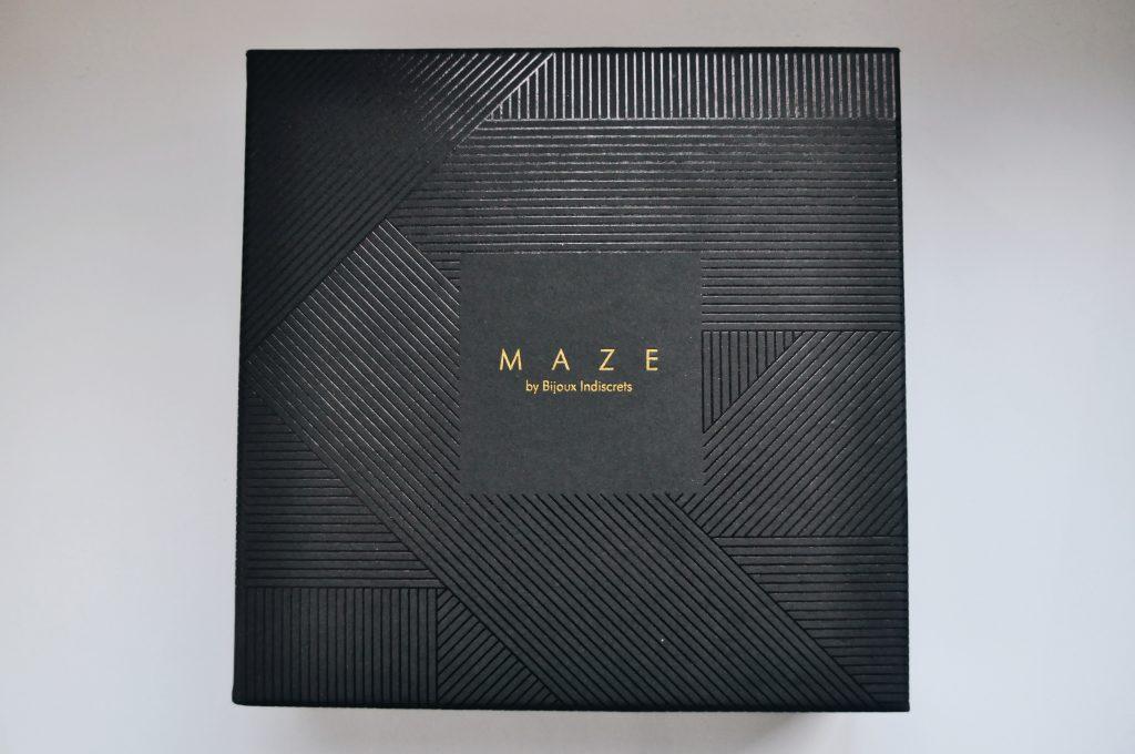 Bijoux Indiscrets Maze H-Harness Box