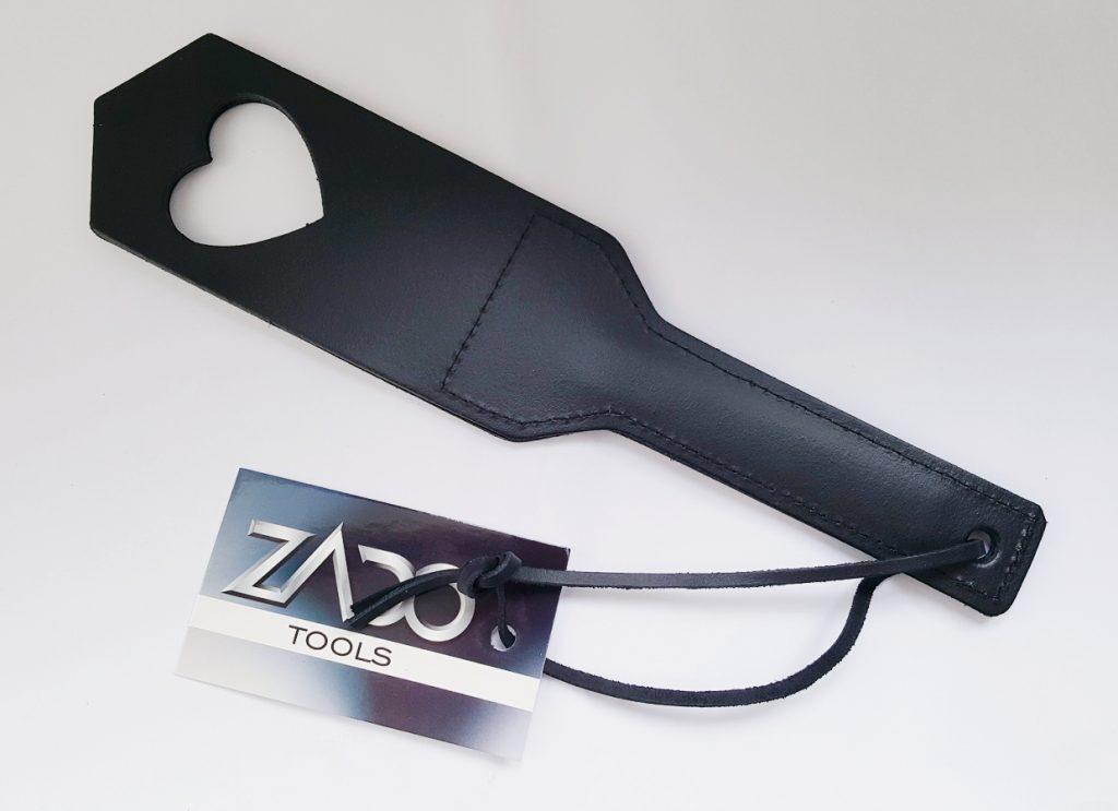 Zado Heart Spanking Paddle