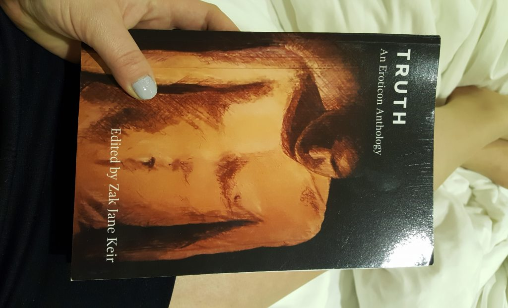 Holding the Eroticon 2018 Anthology - Truth