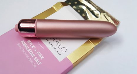 Review: Rocks Off Touch of Velvet Bullet Vibrator