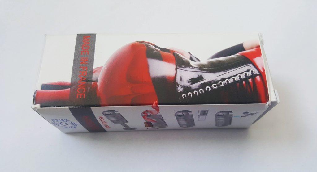 Diogol Jaz Plaisir Ice Lock Packaging