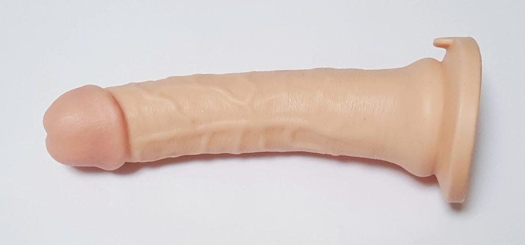 "Full image of the Lovehoney Lifelike Lover Ultra Realistic 7"" Dildo"
