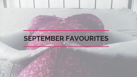 September Favourites: Suckers, Sharing & Skin Art