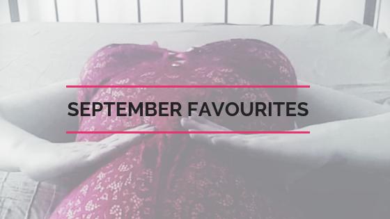September Favourites: Suckers, Sharing & Skin Art