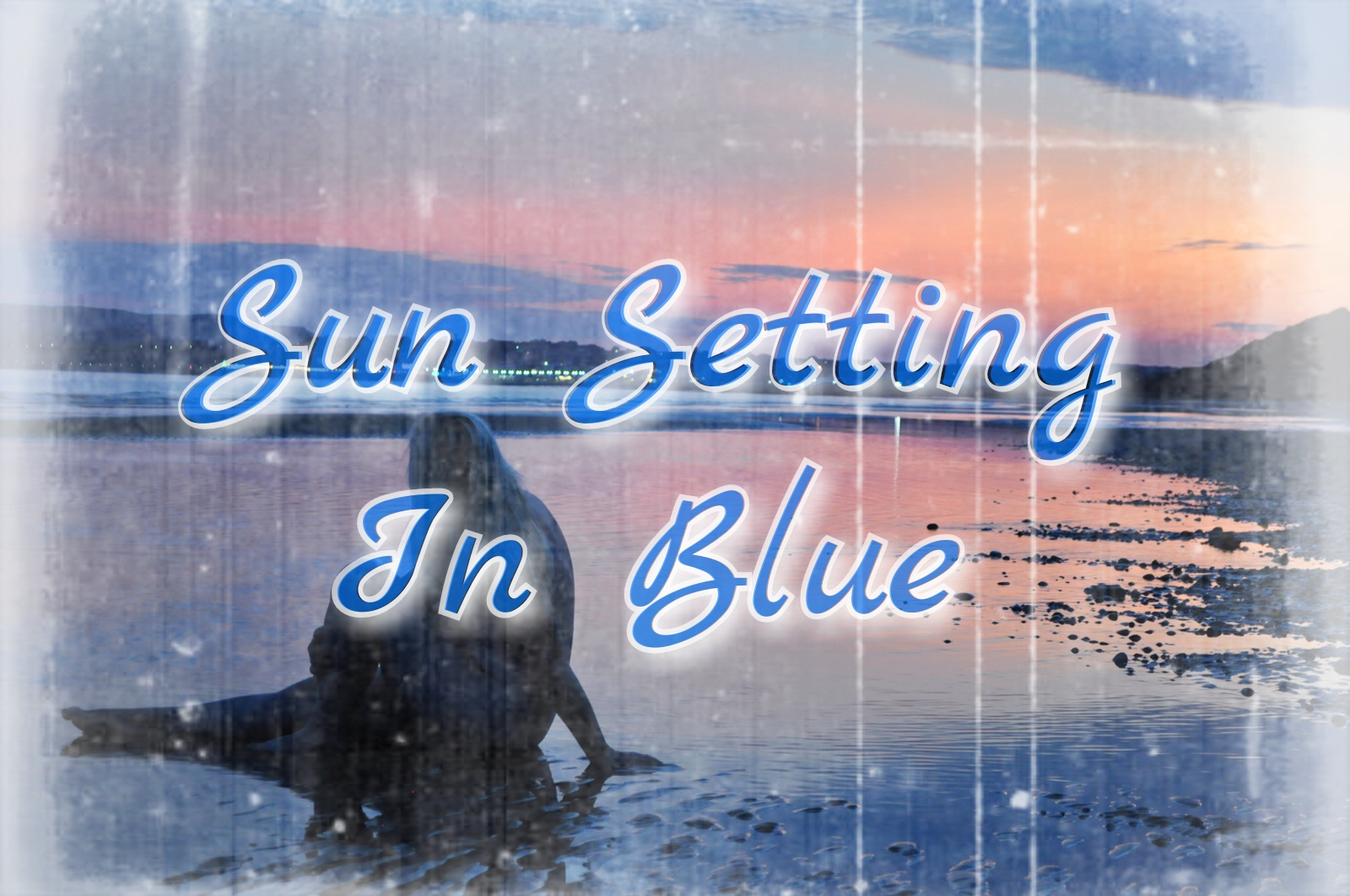 Sinful Sunday - Sun Setting In Blue