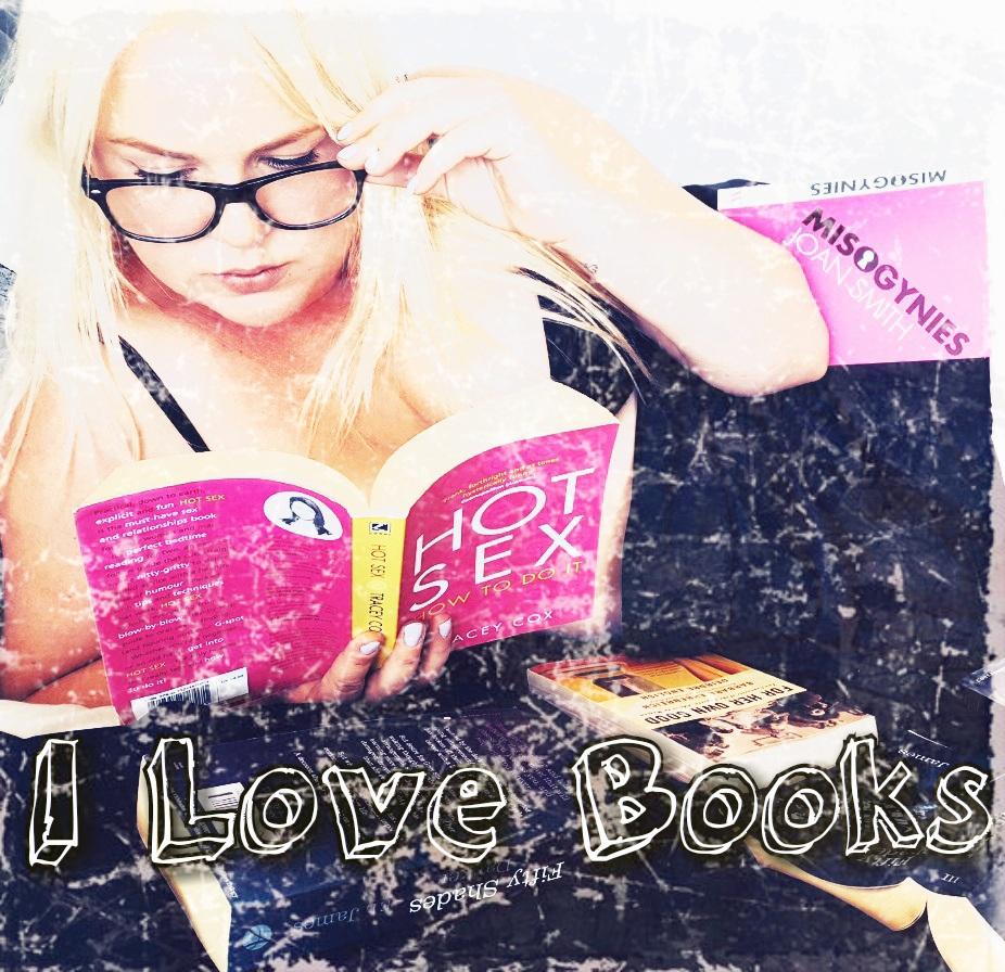 Sinful Sunday – I Love Books