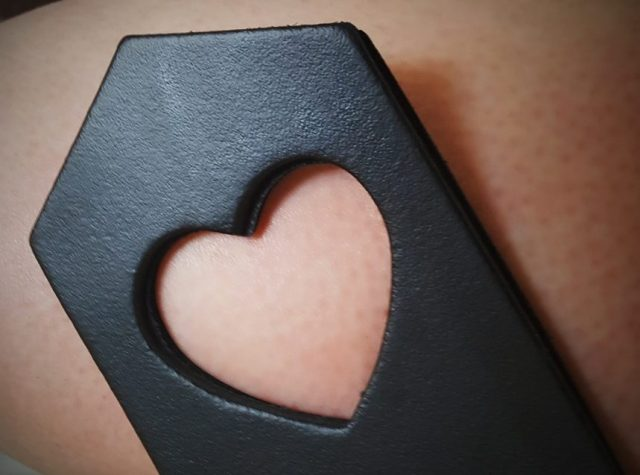 Zado Heart Spanking Paddle Review