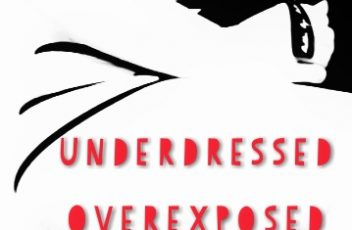 Sinful Sunday - Underdressed Overexposed