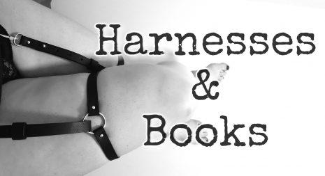 Sinful Sunday – Harnesses & Books