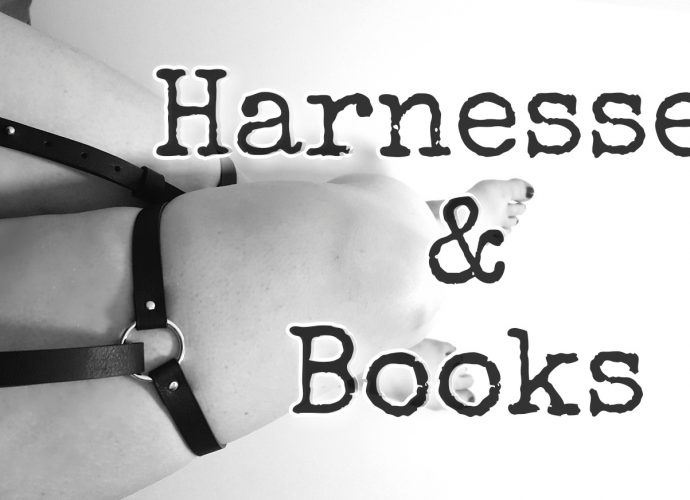 Sinful Sunday - Harnesses and Books