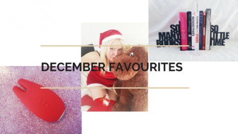 December Favourites – Books, Board Games & Giant Reindeer