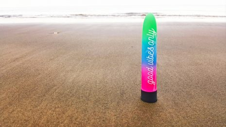 Review: Lovehoney Positive Vibes Classic Vibrator