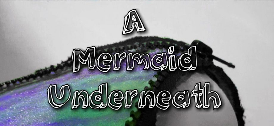 A Mermaid Underneath - Sinful Sunday